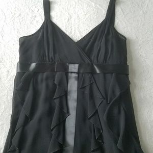 AGB black cocktail dress size 22W